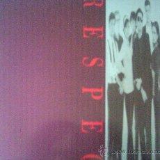 Discos de vinilo: RESPECT,HERMANOS DE COLOR,LP DEL 93. Lote 288325373