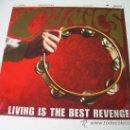 Discos de vinilo: LP THE CYNICS LIVING IS THE BEST REVENGE GARAGE VINILO. Lote 13485812