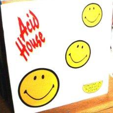 Discos de vinilo: LP - ACID HOUSE PARTY - VARIOS ACID - MINI POSTER - NUEVO, STOCK DE TIENDA. Lote 8281829