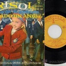 Discos de vinil: EP MARISOL HA LLEGADO UN ANGEL. Lote 8289104