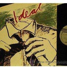 Discos de vinilo: IDEAL LP IDEAL 1980 KS 80.004 GERMANY .. Lote 8334494