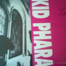 Discos de vinilo: KID PHARAON,HANDS,2 LP EDICION BELGICA. Lote 236636535