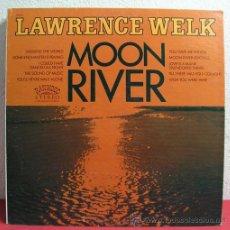 Discos de vinilo: LAWRENCE WELK ( MOON RIVER ) LOS ANGELES-USA LP33 . Lote 8341520