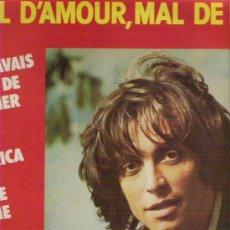 Discos de vinilo: SANTIANA - MAL D`AMOUR , MAL DE TOI ** DISQUES CARRERE 1975. Lote 11386360