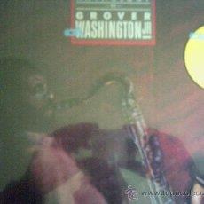 Discos de vinilo: GROVER WASHINGTON JR,ANTHOLOGY,DEL 85. Lote 8410921