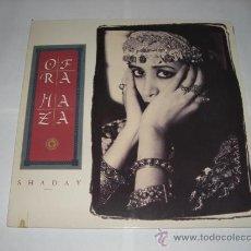 Discos de vinilo: LP DISCO VINILO . OFRA HAZA - SHADAY. Lote 25315051