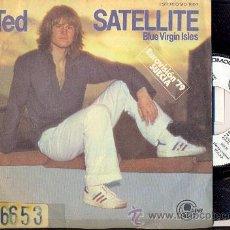Discos de vinilo: TED. SATELLITE +1 (SUECIA 1979). Lote 18229357