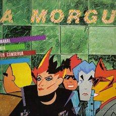 Discos de vinilo: MAXI SINGLE - LA MORGUE - AVANZE SEMANAL - PEDIDO MINIMO 9 EUROS. Lote 31985239