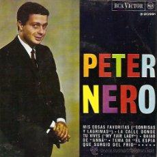 Discos de vinilo: PETER NERO EP SELLO RCA VICTOR AÑO 1966. Lote 8451788