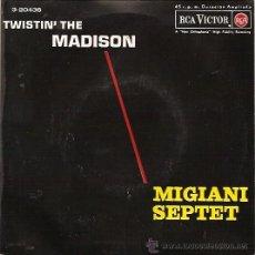 Discos de vinilo: MIGIANI SEPTET EP SELLO RCA VICTOR AÑO 1962. Lote 8451818