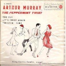 Discos de vinilo: ARTHUR MURRAY EP SELLO RCA VICTOR AÑO 1962. Lote 8451865