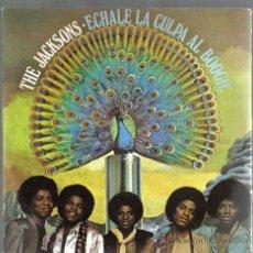 Disques de vinyle: SINGLE THE JACKSONS - BLAME IT ON THE BOOGIE - PEDIDO MINIMO 9 EUROS. Lote 22618189
