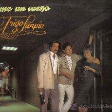 Discos de vinilo: LP TRIGO LIMPIO - COMO UN SUEÑO . Lote 14355291
