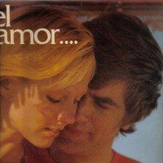 Discos de vinilo: LP VOCES UNIDAS: POR EL AMOR . Lote 19424039