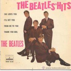 Discos de vinilo: THE BEATLES,SHE LOVES YOU,DEL 63. Lote 8506510