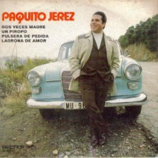 Discos de vinilo: PAQUITO JEREZ : EP 1971 BELTER , NUEVO. Lote 8514709
