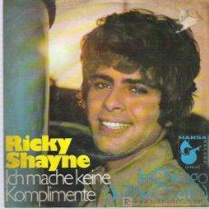 Discos de vinilo: RICKY SHAYNE - IN CHICAGO ** HANSA RECORDS . Lote 11564636