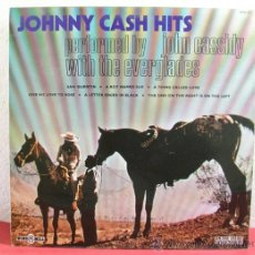 Discos de vinilo: JOHN CASSIDY WITH THE EVERGLADES ( JOHNNY CASH HITS ) ENGLAND-1973 LP33. Lote 8526297