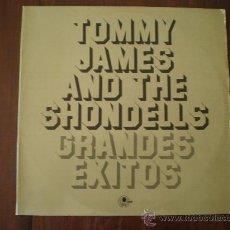 Discos de vinilo: TOMMY JAMES AND THE SHONDELLS - GRANDES EXITOS - (ESPAÑA-CARNABY-1976) POP 60S, PSYCH 2LP'S. Lote 17734035