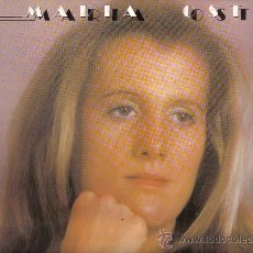 Discos de vinilo: LP MARIA OSTIZ - CANTA VUELAN , LA DESPEDIDA, PALOMA NEGRA , SIN HABLAR, MI CANCION , ETC. Lote 20334612