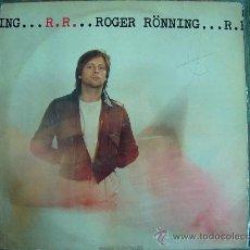 Discos de vinilo: LP - ROGER RONNING - R. R... - EDITA RCA RECORDS EN 1980. Lote 8550423