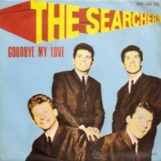 Discos de vinilo: THE SEARCHERS SINGLE SELLO PRT AÑO 1981. Lote 8562565