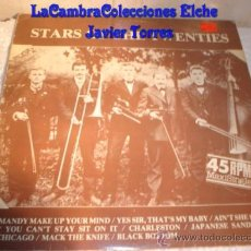 Discos de vinilo: DISCO LP - MAXI SINGLE STARS OF THE TWENTIES. Lote 8570345