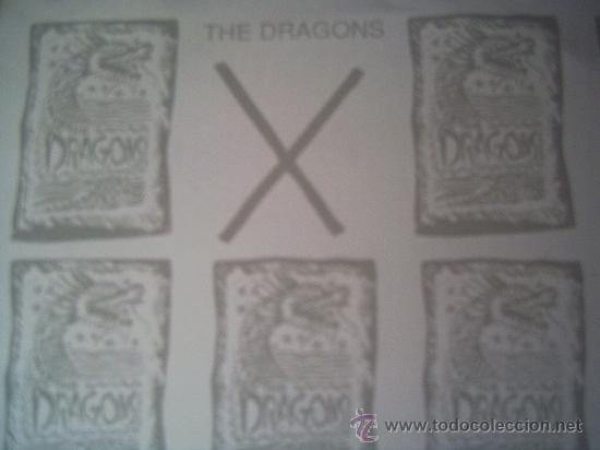 THE DRAGONS,DEL 92 (Música - Discos - LP Vinilo - Pop - Rock Internacional de los 90 a la actualidad)