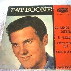 Discos de vinilo: PAT BOONE - 1962. Lote 8574381