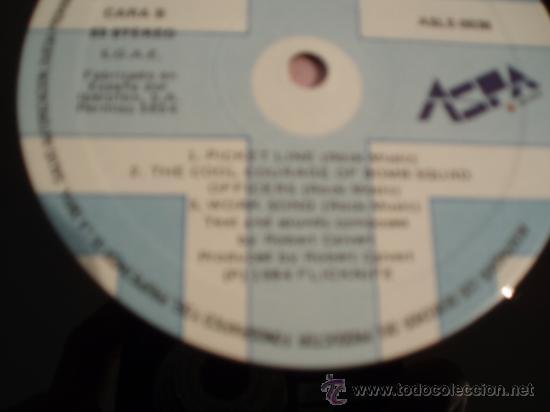 Discos de vinilo: LP. ROBERT CALVERT. Freq. Año 1984. MUY BUENA CONSERVACION!!! - Foto 3 - 8574843