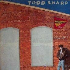 Discos de vinilo: LP - TODD SHARP - WHO AM I - EDICION ALEMANA, MCA RECORDS 1986. Lote 8588276