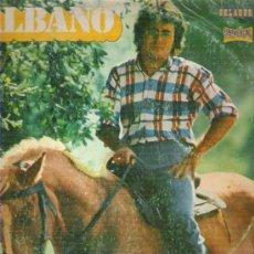 Discos de vinilo: AL BANO - EDICION ESPECIAL PARA SUBCRIPTORES DEL CIRCULO DE LECTORES 1972. Lote 8616660