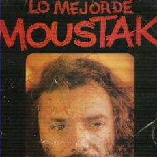 Discos de vinilo: LO MEJOR DE MOUSTAKI - POLYDOR 1977. Lote 8616677