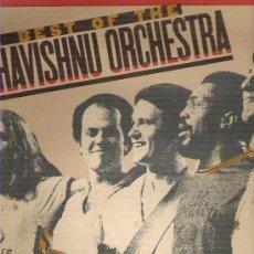 Discos de vinilo: THE BEST OF THE MAHAVISHNU ORCHESTRACBS1980. Lote 18668988