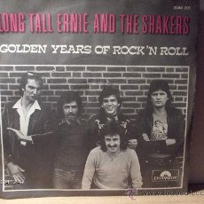 Discos de vinilo: LONG TALL ERNIE AND THE SHAKERS -- GOLDEN YEARS OF ROCK´N´ROLL. Lote 8617091