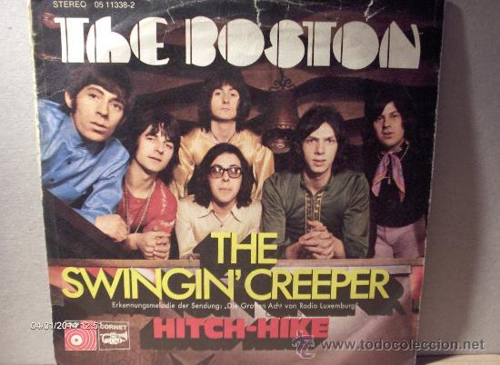 The swinging creeper