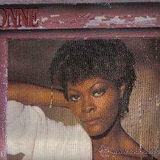 Discos de vinilo: LP DIONNE WARWICK - FINDER OF LOST LOVES . Lote 25795027