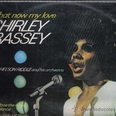 Discos de vinilo: LP SHIRLEY BASEY - WHAT NOW MY LOVE - PEDIDO MINIMO 9 EUROS. Lote 23642226