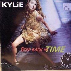 Vinyl-Schallplatten - KYLIE MINOGUE ---- STEP BACK IN TIME - 8622105