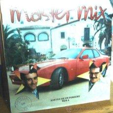 Discos de vinilo: LP - MASTER MIX VOLUMEN 2 - LP DE VINILO NUEVO Y PRECINTADO DE FABRICA. Lote 8623157