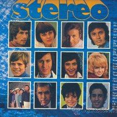 Discos de vinilo: MATHIEU..JURGENS..HEINTJE..HOLM..LP HITPARADE IN STEREO VARIOS ARTISTAS VER FOTO ADICIONAL. Lote 8636102