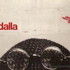 Discos de vinilo: LUCIO DALLA LP SELLO RCA EDICCIÓN ESPAÑOLA. AÑO 1980. (CARPETA DOBLE). Lote 8671816