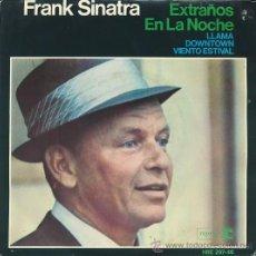 Discos de vinilo: FRANK SINATRA SINGLE. Lote 26496872