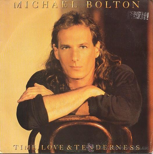 MICHAEL BOLTON SINGLE (Música - Discos - Singles Vinilo - Pop - Rock Extranjero de los 90 a la actualidad)