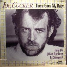 Discos de vinilo: JOE COCKER ---- THERE GOES MY BABY . Lote 8726906