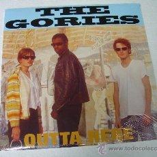 Discos de vinilo: LP THE GORIES OUTTA HERE GARAGE PUNK VINILO DIRTBOMBS. Lote 32238088
