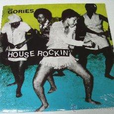 Discos de vinilo: LP THE GORIES HOUSE ROCKIN´ PUNK VINILO DIRTBOMBS. Lote 32909253