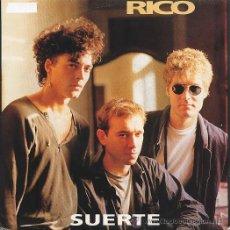 Discos de vinilo: RICO SINGLE. Lote 26627435