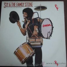 Discos de vinilo: SLY & THE FAMILY STONE ( DEARD YA MISSED ME, WELL I'M BACK ) NEW YORK-USA 1976 LP33 CBS. Lote 8765681