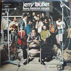 Discos de vinilo: JERRY BUTLER WITHTHE AID OF ASSORTED FRIENDS AND RELATIVES (SINGS ASSORTED SOUNDS) USA LP33 MERCURY. Lote 8776187
